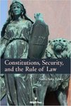 Constitutions, Security, and the Rule of Law